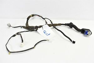 Details about 2006-2011 Honda Civic Si Door Wiring Harness Front Right on