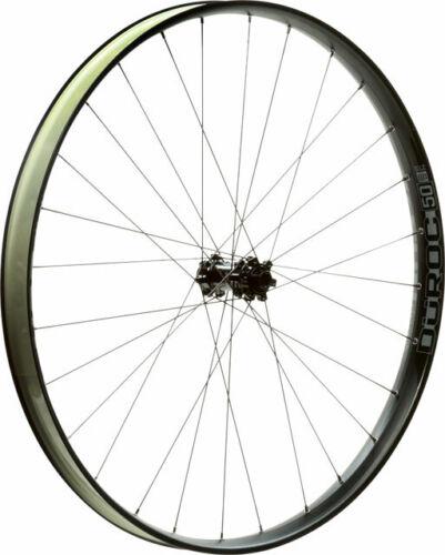 Sun Ringle Duroc 50 Expert Front Wheel 29 110x15 Black