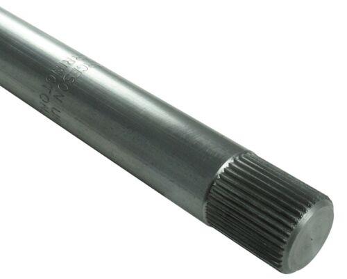 "12/"" Long 3//4-36 Splined Stainless Steel 7//8/"" Borgeson 419212 Steering Shaft"