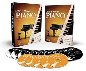 Legacy learning learn & master piano homeschool edition dvd.