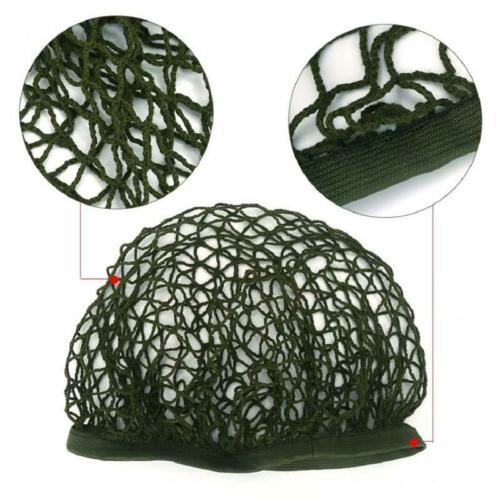 Hard Helmet Hat Latex Elastic Rope Live Game Net Cover Rope Protector HY