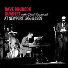 At Newport 1956 & 1959 by The Dave Brubeck Quartet/Paul Desmond (CD, Jun-2011, Phoenix Jazz)
