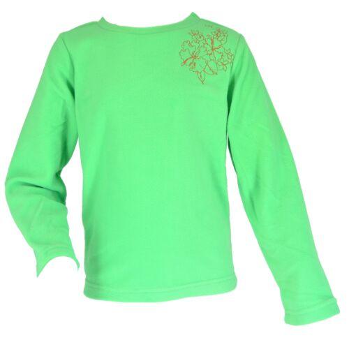 116-146 Giacca in Pile Ragazza Maglione Thermo Bambini Inverno Sci shirt mis