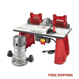 Craftsman-Router-and-Router-Table-Combo-lumber-woodworking-aluminum ...