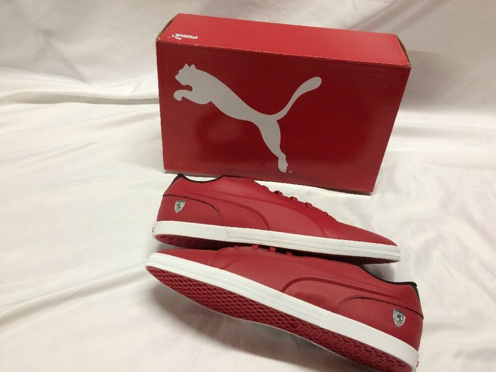 Puma RED RED Puma Ferrari Size 13 Men's Athletic Sneaker Eur 47 UK12. Great  Gift     St2 88c6ab