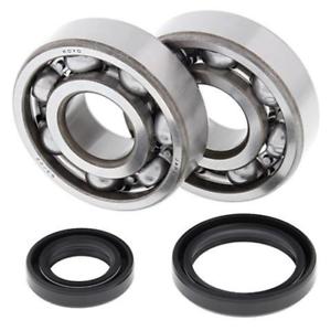 Crankshaft bearing and seal kits For 2006 Suzuki RM125~All Balls 24-1016