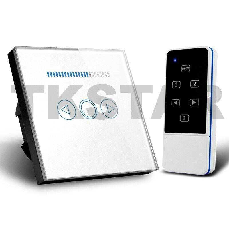 230V Funk Touch LED Phasenabschnitt Dimmer für Treiber dimmbar, Leuchtmittel