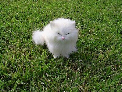 Realistic Lifelike Cat Rabbit Fur Furry Animal C310BL