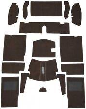MG Midget '67-'80 1275 1500 Carpet Set - Black High Quality