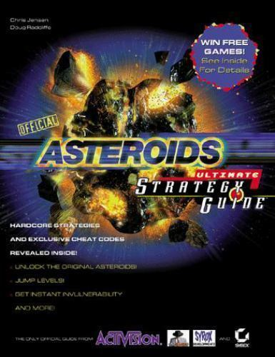 Official ASTROIDS Strategy Guide