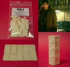 Blade Runner Deckard Wall Panel 1/24 for diorama Spinner Sedan...