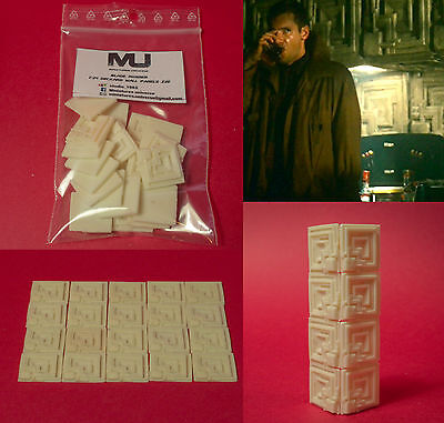 Blade Runner Model Kit Street column 1//24 for Spinner deckard resin kit