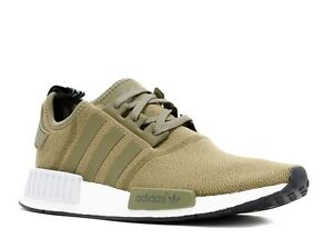 9909f2e05 Adidas Originals NMD Boost R1 Olive Green BB2790 New Men US SIZE  8 ...