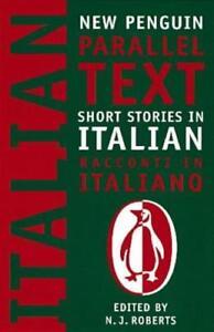 Italien-Short-Stories-Racconti-Italiano-Neuf-Penguin-Parallele-Texte-Series