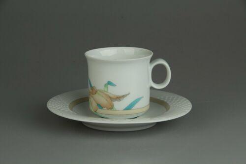Kaffeetasse mit Untere Hutschenreuther Scala Leonard Paris Estoril