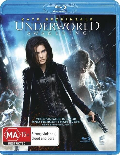Underworld - Awakening (Blu-ray, 2012)BRAND NEW & SEALED