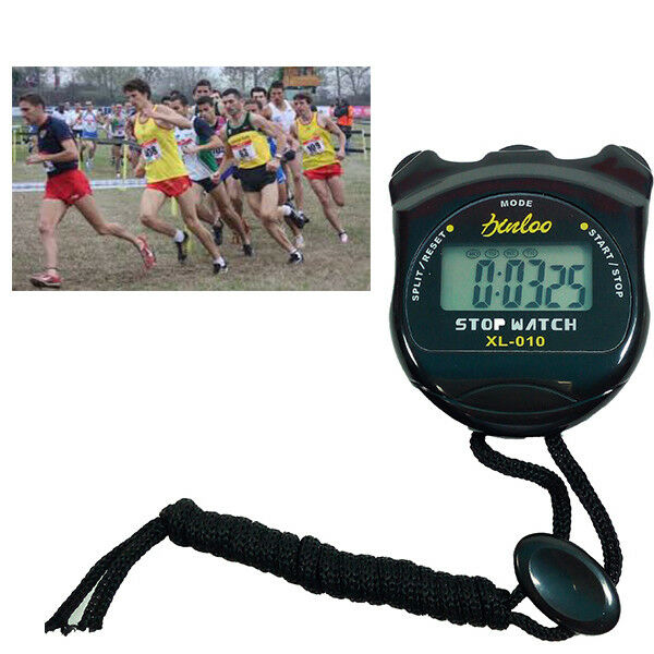 Stopwatch Digital Watch Training Sport Race Timing Race Time 262