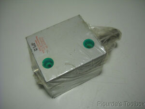 "New Square Compact Air Cylinder 2"" x 1-3/4"", SD2X134TBE"