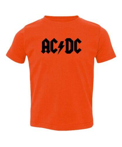 AC//DC Toddler T-Shirt