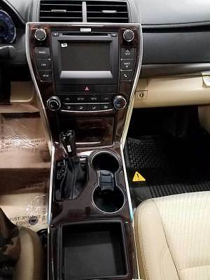 Dash Kit Trim For Toyota Camry 2015 2016 2017 Auto Interior Cover Dashboard Ebay