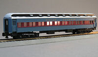 Lionel American Flyer Polar Express Diner Car S Gauge Train 2 Rail 6-49632-d