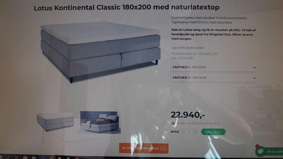 Continental, LOTUS Classic årg 7/2019, b: 180 l: 200 h: 57