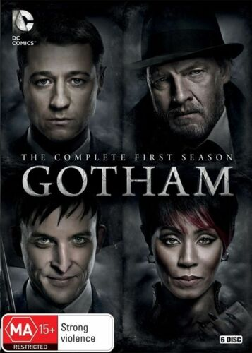 1 of 1 - Gotham : Season 1 (DVD, 2015, 6-Disc Set)