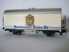 Märklin HO Bierwagen DAB Dortmunder Aktien Alt (RG/RD/260-9S3/5/6)
