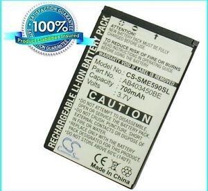 UPGRADE-700mAh-Battery-For-SAMSUNG-SGH-E590-SGH-E598-SGH-E790-SGH-E798-SGH-F679