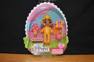 May Little Spring Mini Lalaloopsy EASTER Target Exclusive