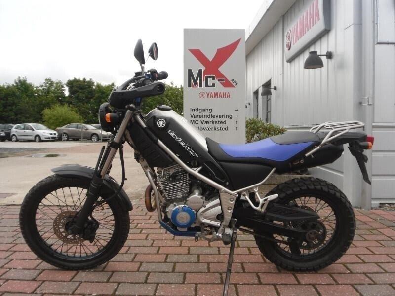 Yamaha, XG 250, ccm 250