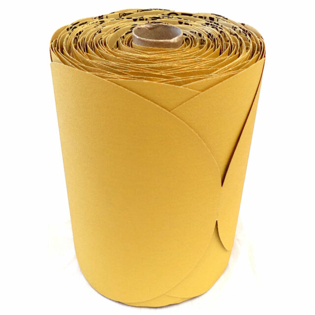 3M 01440 Stikit Gold 6 P150A Grit Disc Roll