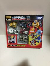 Takara Transformers Encore 10 MINIBOT SET MISB New Sealed 2008