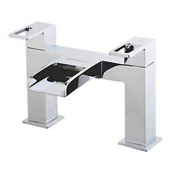 MORETTI LAMBERT BAIN cascade robinets salle de bains remplissage