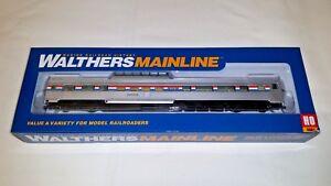Walthers-HO-Scale-85-039-Budd-Dome-Coach-Amtrak-Phase-3-NIB