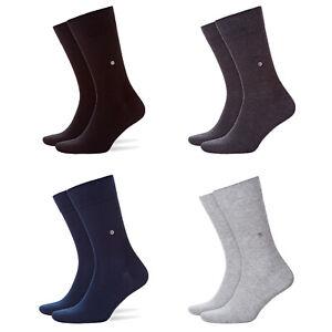Burlington-Men-039-s-Socks-Everyday-2-4-6-8-10-Pair-Stockings-40-46-Choice