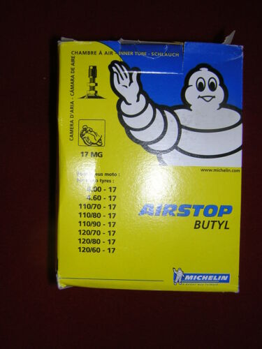 """Michelin Inner Tube to fit 120//70 X17/"""",New"""