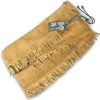 Carol Traditional Archery Leather Long Bow Cover / Case Lbc751 Brown (80 X 4)