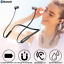 miniature 1 - Wireless-Bluetooth-Headphones-Earbuds-Sweatproof-Neckband-Headset-with-Mic-Best