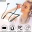 Wireless-Bluetooth-Headphones-Earbuds-Sweatproof-Neckband-Headset-with-Mic-Best thumbnail 1