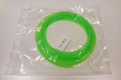 3D Printer Pen Filament Doodler 1.75mm Many Colours ABS PLA 5m each Aussie Stock