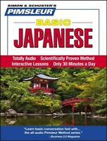 Pimsleur Basic Japanese Lessons 1-10 [audiobook]