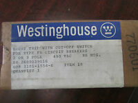 Westinghouse Shunt Trip W/cut-off Switch For Type Circuit Breakers 2609d39g16