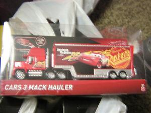 Disney Pixar Cars Mack Hauler Walmart Exclusive Ebay