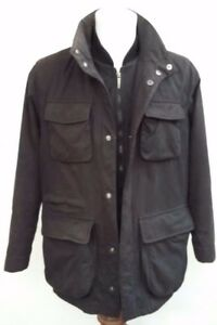 giacca-giubbotto-uomo-cotone-imbottito-Burberry-taglia-48