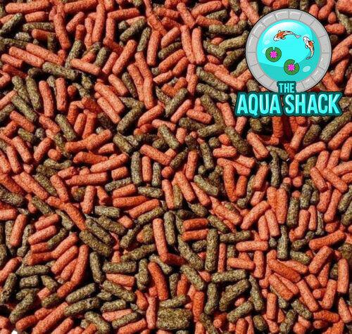 Tortuga /& Terrapin palos de alimentos de mezcla de dieta completa camarón Gammarus flotante a granel