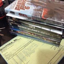 Original DVD : DAWN OF THE PLANET APES