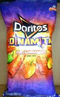 Doritos Dinamita Fiery Habanero Chips 9.5 Oz Fast Ship