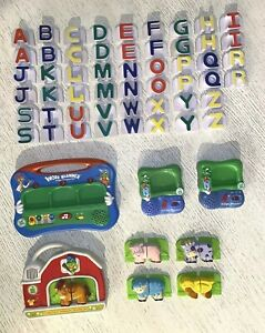 Leap Frog Fridge Phonics Word Whammer and Farm Animal Set ...