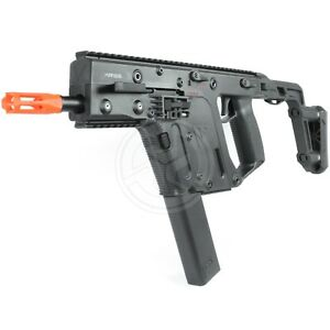 Krytac USA Kriss Vector Upgraded Polymer Electric Airsoft ...